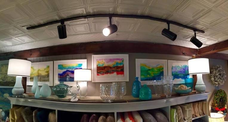artwork view